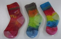 Hand dyed Socks  (Size 5-8 Child)
