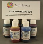 Silk Dyeing Kit